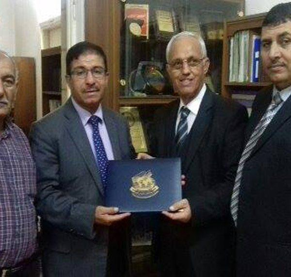 اتفاقية تعاون مع الجمعية الأردنية