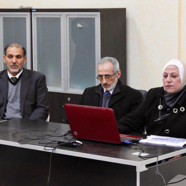 ورشة عمل تحت عنوان (المكتبات العامة في طرابلس الكبرى)