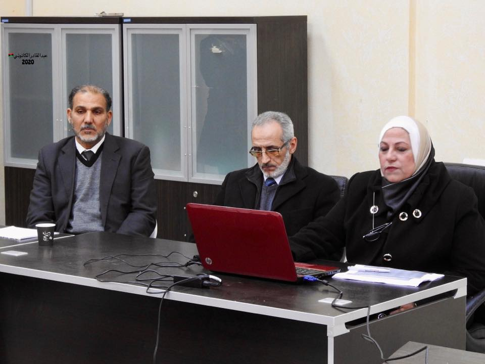 المكتبات العامة في طرابلس الكبرى