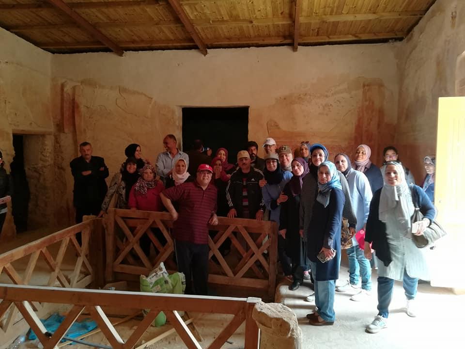زيارة ثقافية لمنطقة (وادي يالة)