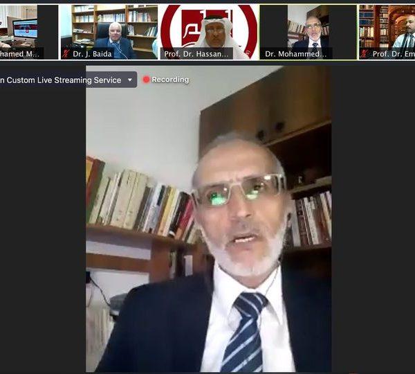 مشاركة الجمعية بحضور جلسات مؤتمر الاتحاد العربي للمكتبات والمعلومات والأرشيف الحادي والثلاثون
